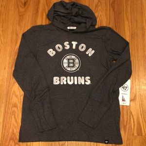 Boston Bruins Pullover Top
